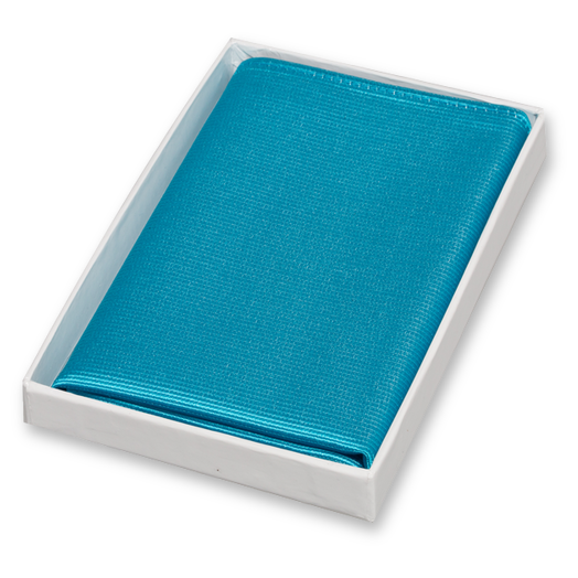 Turquoise pocket square (1)