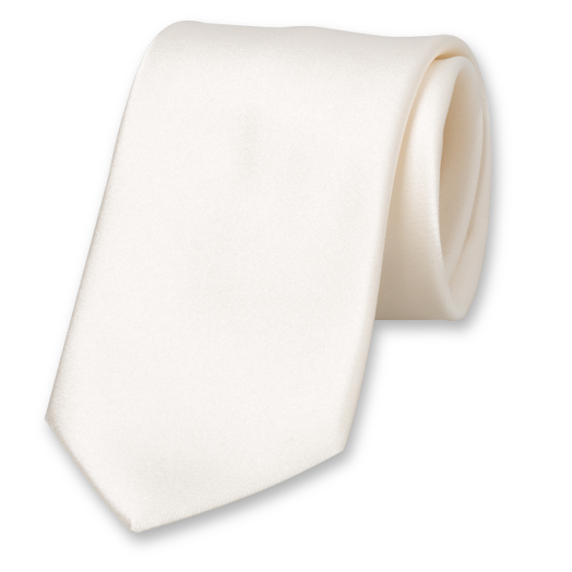 White Tie - Satin Silk (1)