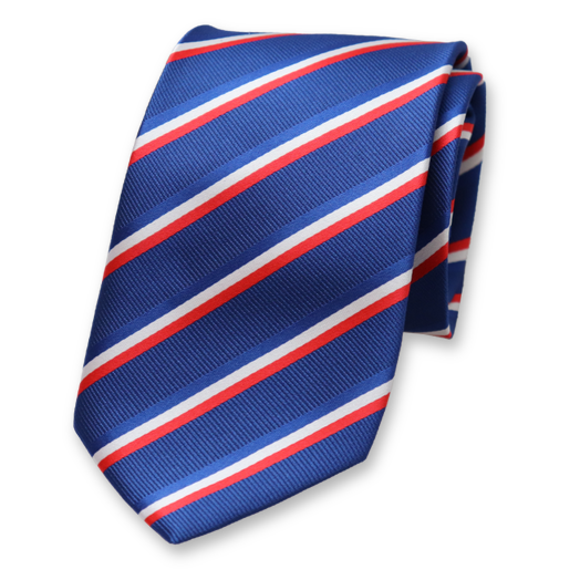 Necktie France - French Flag (1)