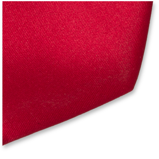 Dark Red Tie - Polyester Satin (2)