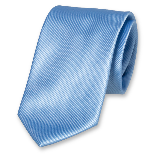 Light Blue Tie - Polyester (1)