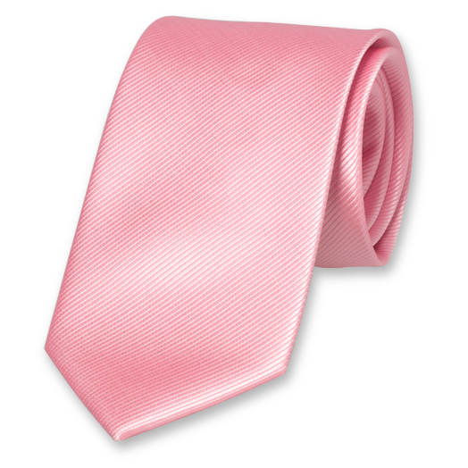 Light Pink Tie - Polyester (1)
