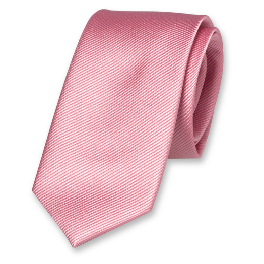 Pink Tie for Woman - Silk (1)
