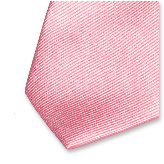 Light pink extra long tie (2)