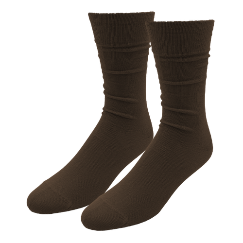 Brown Socks for Men - E.L. Cravatte (1)